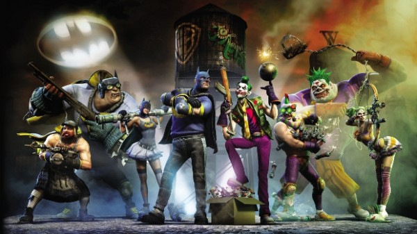 Gotham City Impostors Will Make Its Fanatical Debut On February 7