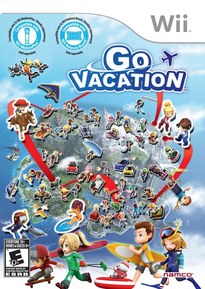 Go Vacation Review