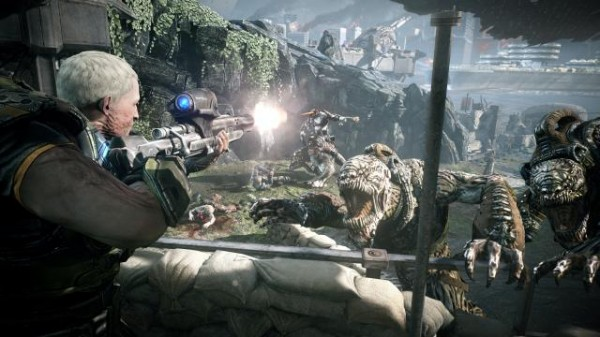 Gears Of War: Judgment Hands-On Preview [Microsoft X-Series, Spring 2013]