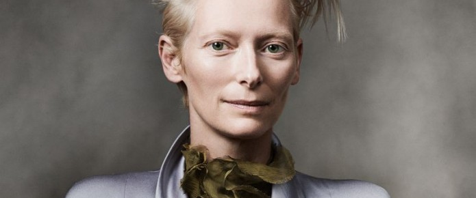 Tilda Swinton Is The Frontrunner To Replace Peter Capaldi On Doctor Who