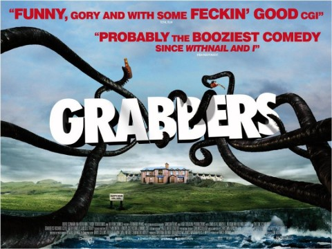 Grabbers Writer Kevin Lehane Reveals His Take On Where A Grabbers 2 Could Go