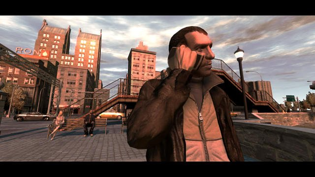 grand theft auto 4 niko cell phone 5 Things I Seriously Hope We Get From Grand Theft Auto V