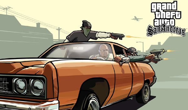 ESRB Rates Grand Theft Auto: San Andreas For PS3
