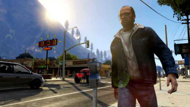 grand theft auto v  641x360 10 Questions/Observations About Grand Theft Auto V From A Non Gamer