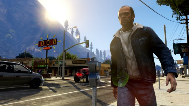 So Long, Social Life: Grand Theft Auto V Features 100 Hours Of Gameplay Content