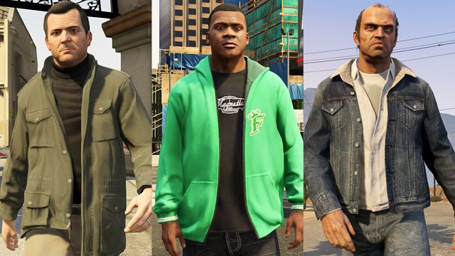 grand theft auto v bonus outfits 10 Questions/Observations About Grand Theft Auto V From A Non Gamer