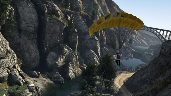 Rockstar Drops Another Set Of Grand Theft Auto V Screenshots