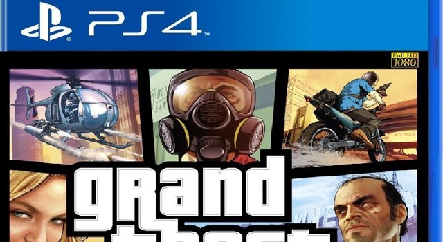 Amazon Germany Briefly Lists Grand Theft Auto V For