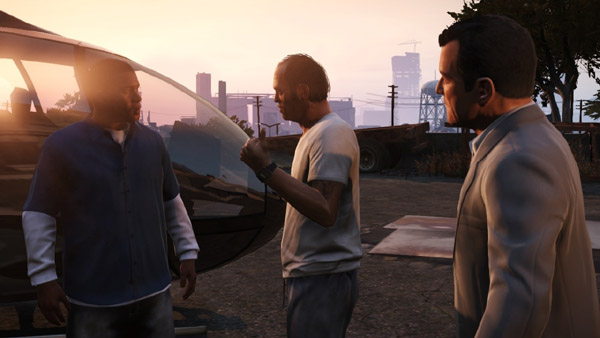 Grand Theft Auto Series May Go Sci-Fi For Next Instalment