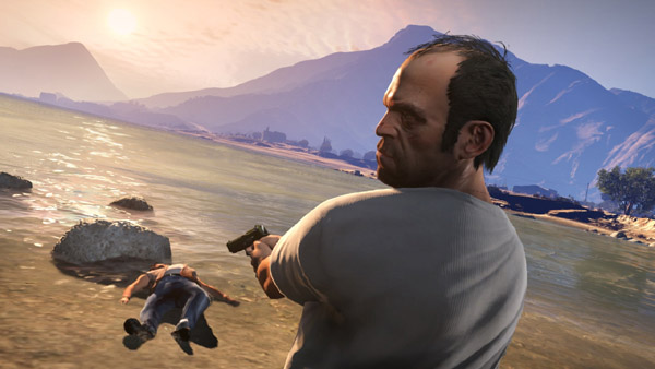 grand theft auto v screenshots 12 10 Questions/Observations About Grand Theft Auto V From A Non Gamer