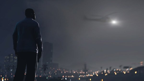 New Grand Theft Auto V Screenshots Released