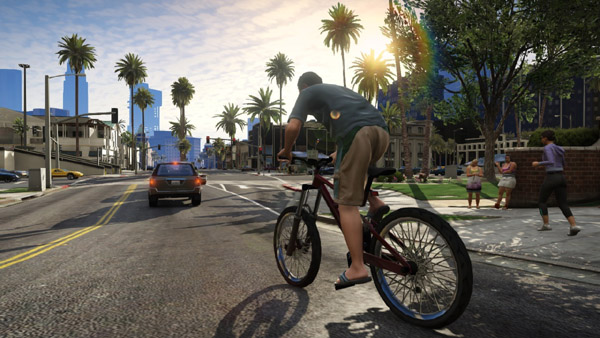 grand theft auto v screenshots 6 10 Questions/Observations About Grand Theft Auto V From A Non Gamer
