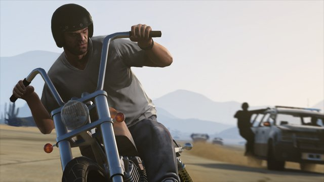 According To Intel, Grand Theft Auto V's PC Release Is Imminent