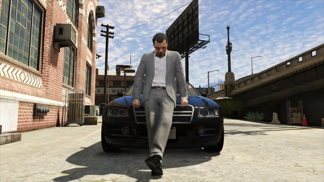 Grand Theft Auto V Sales Top $1B In First Three Days
