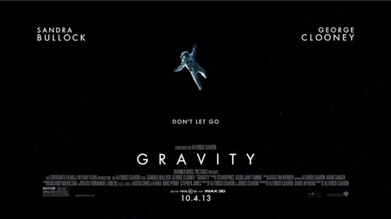 Watch This Very Impressive Single Take Trailer For Gravity