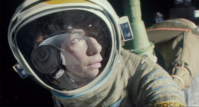 First Trailer For Alfonso Cuaron's Gravity Debuts