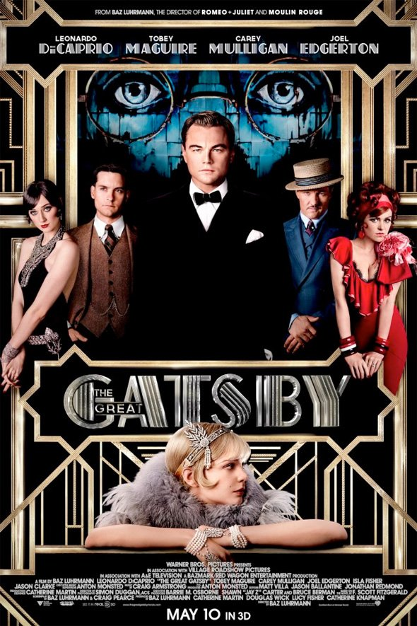 The Great Gatsby Gets Its Final Poster