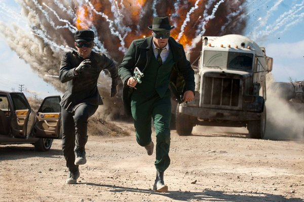 Gavin O'Connor Will Reboot The Green Hornet For Paramount