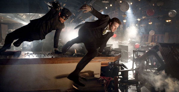 The Green Hornet Blu-Ray Review