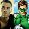 Could Chris Pine Be Playing Green Lantern, Not Steve Trevor?
