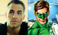 Chris Pine Attached To Green Lantern Role For Warner Bros?