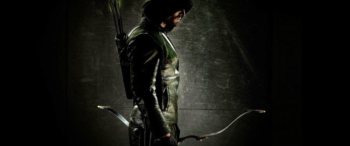 First Look At Green Arrow Costume