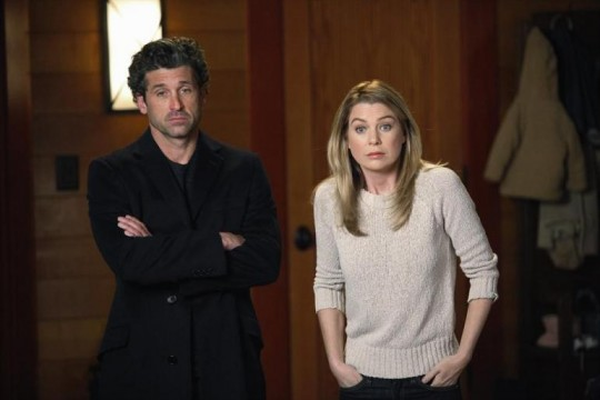 It's All About Meredith In Grey's Anatomy Season 11 Teaser Trailer And Poster