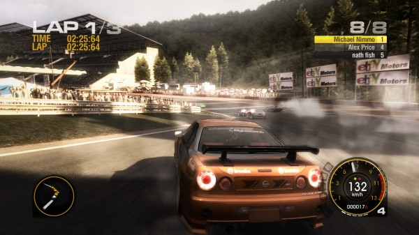 Catch A Glimpse Of GRID 2