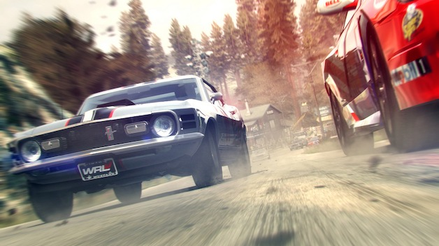 GRID 2 Announced For 2013