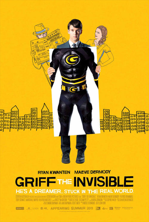Griff The Invisible Review