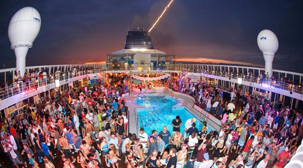 Groove Cruise Los Angeles Announces Lineup - Cruise from los angeles