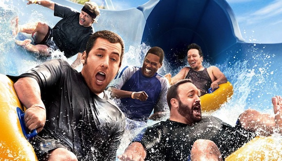 Another Apocalyptic Sign: Grown Ups 2 Has A Release Date
