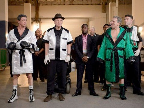 De Niro And Stallone Match Punches In Grudge Match Trailer