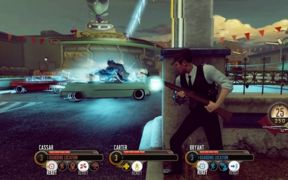New Trailer For The Bureau: XCOM Declassified Sets The Stakes High