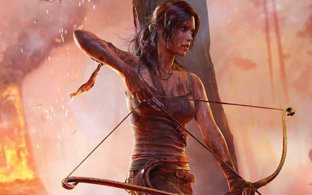 Video Game Success Awards Tomb Raider A Movie Reboot