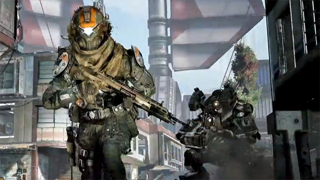 Titanfall Is Exclusive To Xbox One, 360 And PC