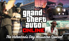 Grand Theft Auto Online Will Bring Us The Valentine's Day Massacre Update This Friday