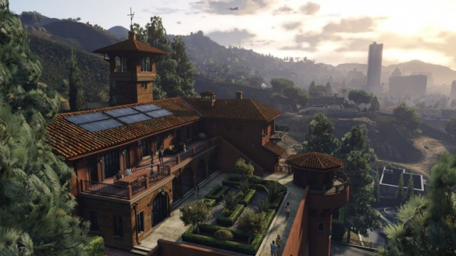 GTA V Patch Notes Reveal Massive Online Improvements