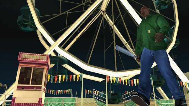 Grand Theft Auto: San Andreas (Xbox 360) Review