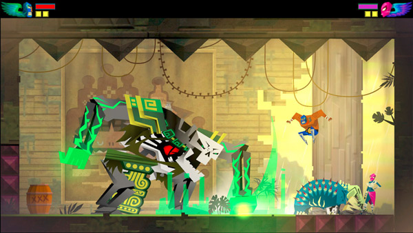guacamelee2 Guacamelee Gold Edition Review