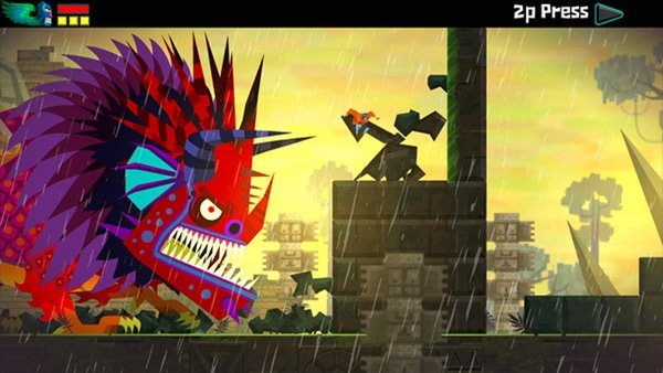 guacamelee3 Guacamelee Gold Edition Review