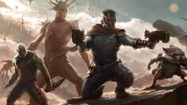 Marvel's Guardians Of The Galaxy Getting A Rewrite