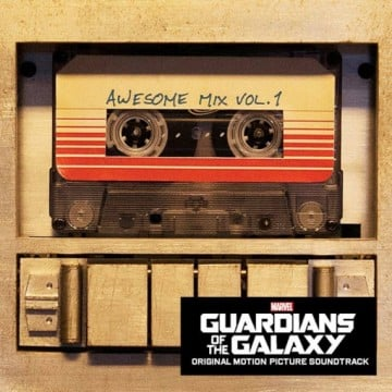 Guardians Of The Galaxy Soundtrack And Tantalizing Behind The Scenes Image Revealed