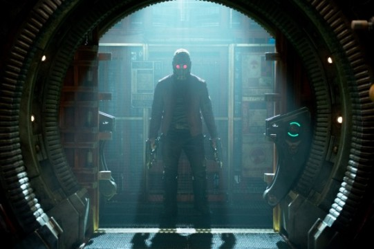 Chris Pratt Suits Up In New Guardians Of The Galaxy Images