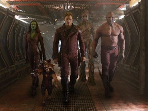 Chris Pratt Suits Up In 3 New Guardians Of The Galaxy Images