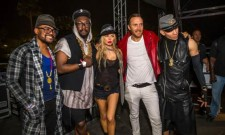 David Guetta And The Black Eyed Peas Premiere This Is Awesome At Coachella