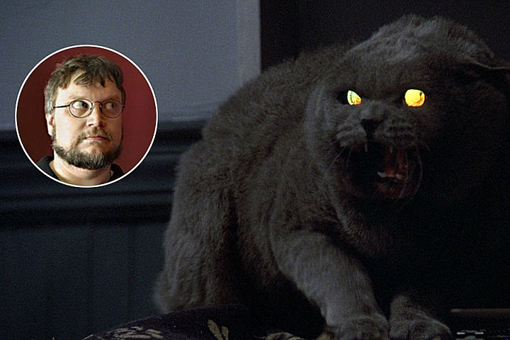 "Guillermo Del Toro ""Would Kill"" To Direct A Remake Of Pet Sematary"