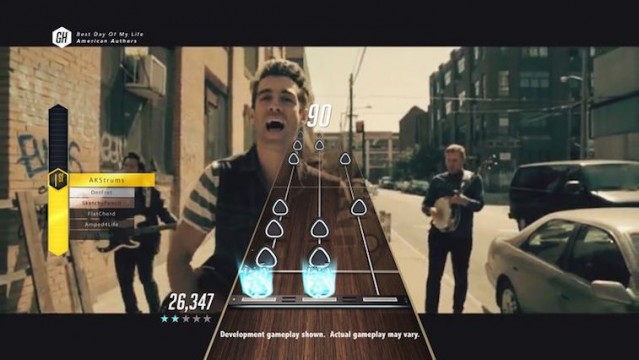 Guitar Hero Live Hands-On Preview [E3 2015]