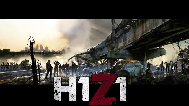 Sony's Zombie MMO H1Z1 To Shuffle Onto Steam Early Access In January