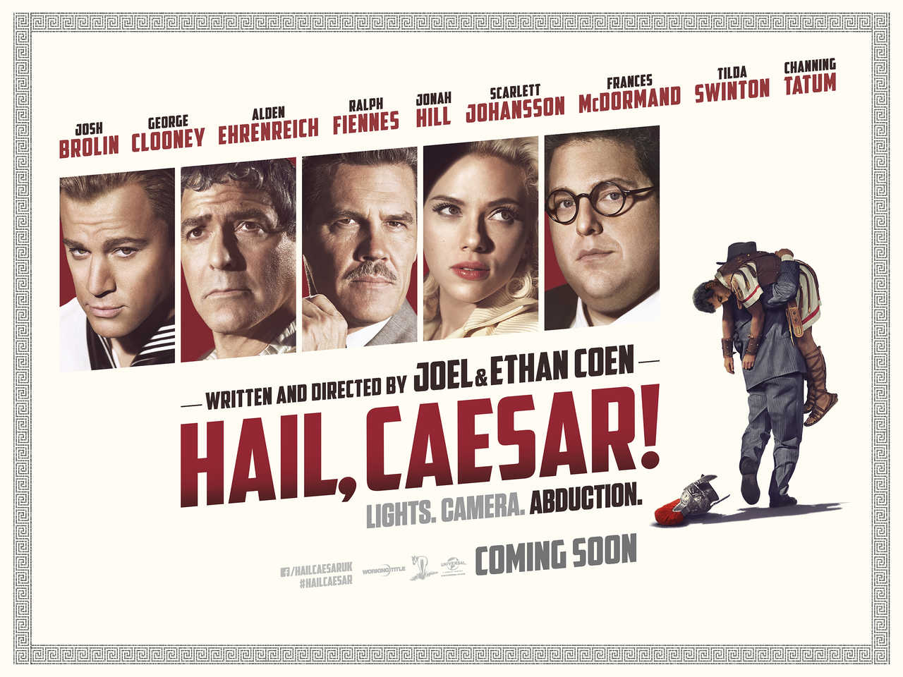 Hail, Caesar! Blu-Ray Review